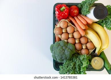 Vegetable Box Images, Stock Photos & Vectors | Shutterstock