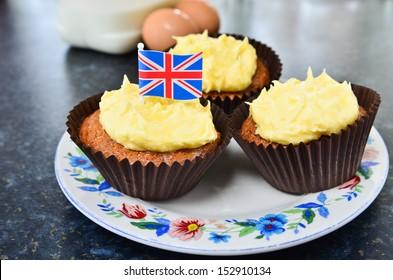 Fresh home made cupcakes