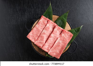 Fresh Japanese beef meat