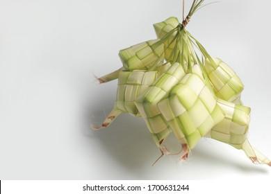 Fresh ketupat to welcome the month of Ramadan
