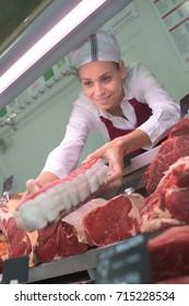 fresh lean meat