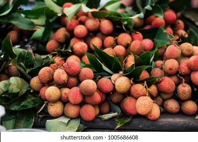 fresh litchi's from the farm 2