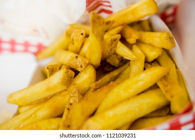 fresh made french fries