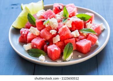 fresh melon salad