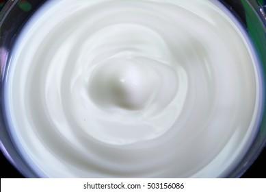Fresh milk cymatics frequencies