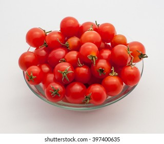 Fresh Miniature  Cherry Tomatoes  With Peduncle