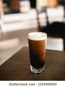 Fresh Nitro Cold Brew Coffee