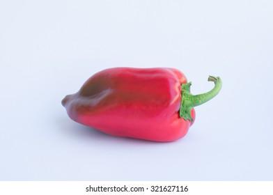 Fresh Organic Paprika