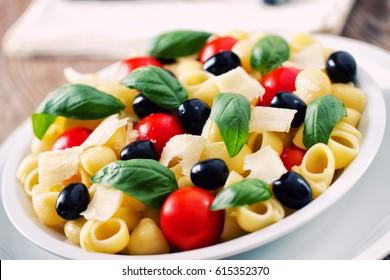 Fresh Pasta Salad