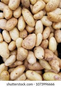 fresh potato , friuts