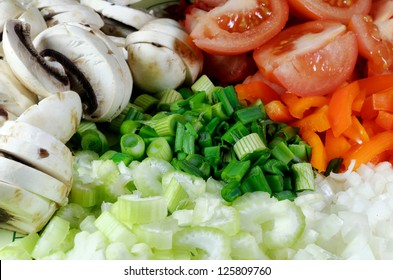 Fresh Prepped Vegetables
