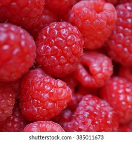 Fresh raspberries in bulk