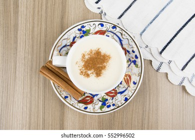 Fresh salep, Turkish flavor