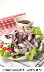 fresh seafood cuisine
