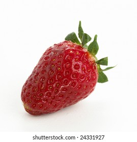 Fresh Strawberry isolated on a white background