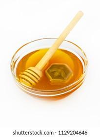 Fresh summer honey