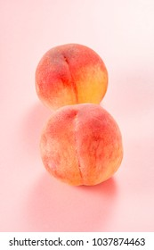 Fresh and tasty peaches