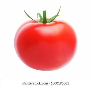 Fresh tomatoes. Tomato isolated on white background