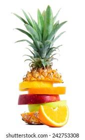 Fresh Tropical Fruit mix