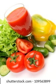 Fresh vegetables for a healthy feed