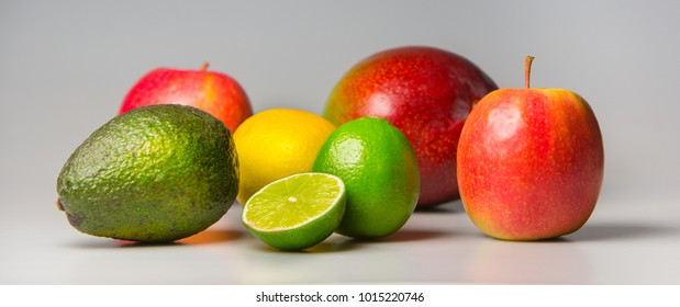 Fresh vegetables in nice illumination