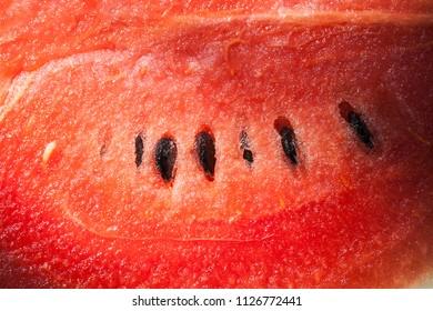 Fresh watermelon Red watermelon