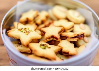 Cookie Tin Images Stock Photos Vectors Shutterstock