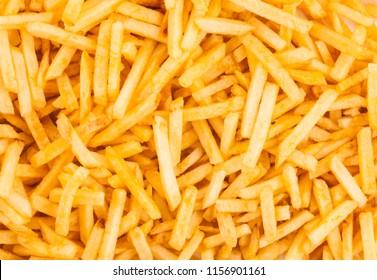 Freshsh chips  (potato free), background