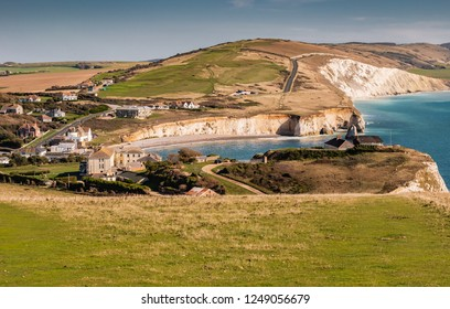 Freshwater Bay - Isle Of Wight, UK