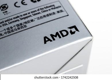 Amd Logo Images Stock Photos Vectors Shutterstock