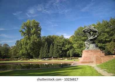 Friderick Chopin monument