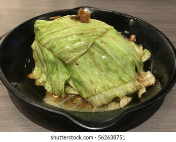 Fried cabbage with fish sauce recipes