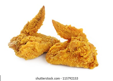 Fried Chicken Wings Images Stock Photos Vectors