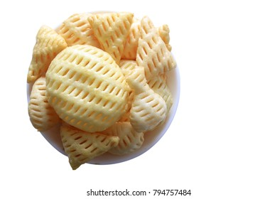 fried crunchy papad