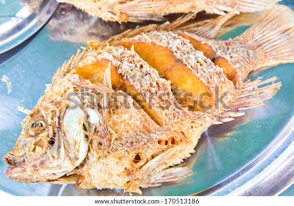 fried fishes seafood