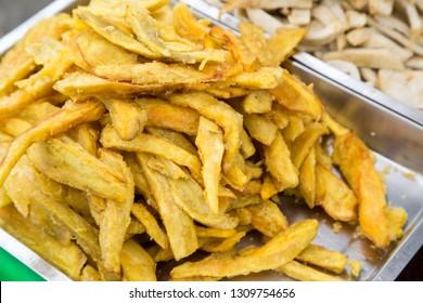 fried food /fried fast food