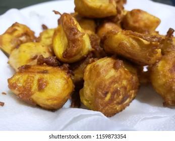 Fried Jack Fruit for Hi Tea