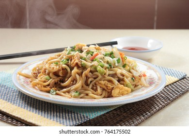 fried noodles dish