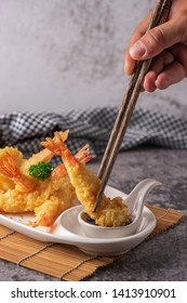 fried prawn recipe crispy tempura battered prawns shrimp