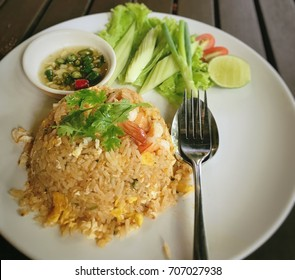 Fried rice Thai style