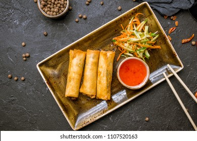 fried Spring Roll , Vietnamese Food