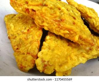 fried tempe (gorengan)