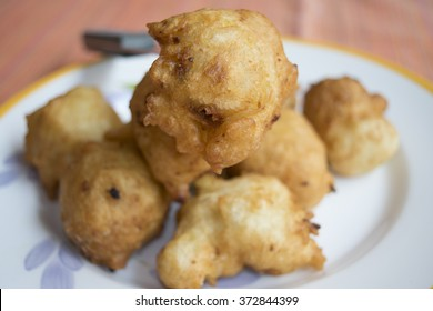 fried zeppole a recipe typical of carnival in Italy