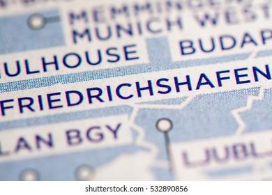 Friedrichshafen. Germany