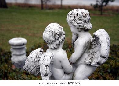 friendly cherubs