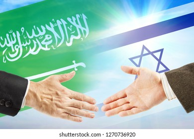 Friendship and cooperation between Israel and Saudi Arabia. International policy and diplomacy