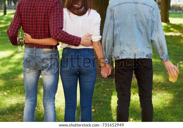 Vriendschap man vrouw jaloezie