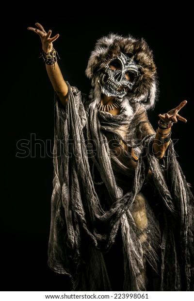26+ Female Skeleton Fantasy Art PNG