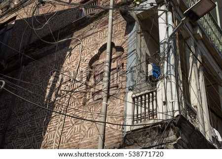 Prime Frightening Tangle Electrical Wiring On Old Stock Photo Edit Now Wiring Digital Resources Remcakbiperorg