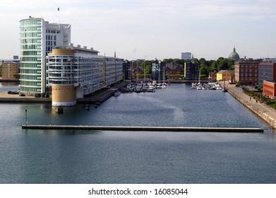 Frihavnen in Copenhagen